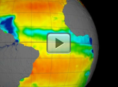 Changes in global sea surface salinity