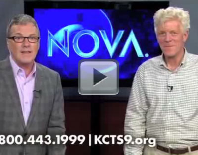 KCTS Public Television interviews Gary Lagerloef